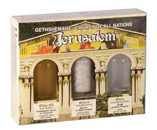 Holy land Gift Pack - Gethsemane - The Peace Of God