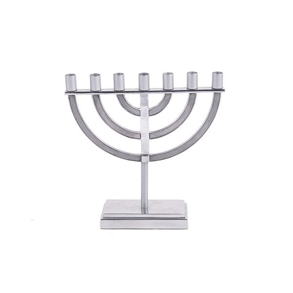 Small Classic Menorah - Natural