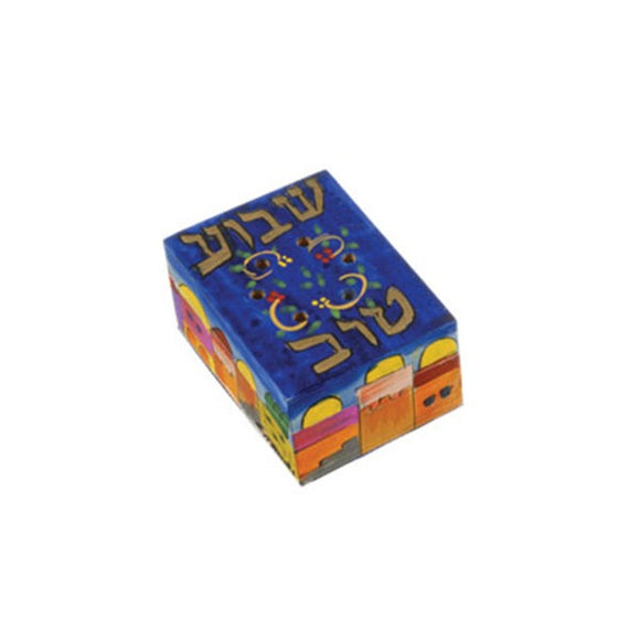 Spice Box - Hand Painted -