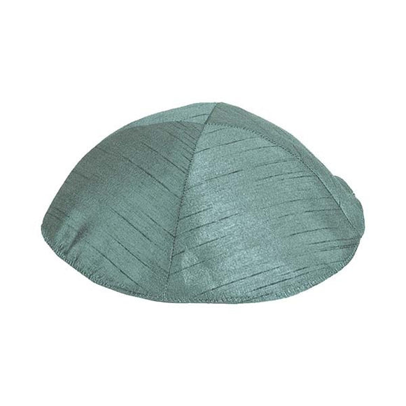 Kippah Polysilk - Light Green