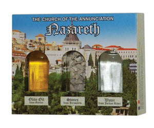Holy land Gift Pack - Nazareth - The Peace Of God