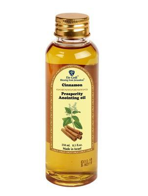 Anointing Oil PET - Cinnamon 250 ml - The Peace Of God