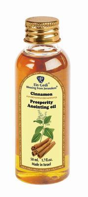 Anointing Oil PET - Cinnamon 50 ml - The Peace Of God