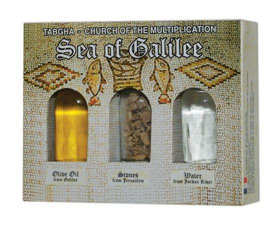 Holy land Gift Pack - TABGHA - The Peace Of God