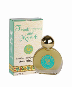 Anointing Oil - Frankincense and Myrrh 7.5 ml - The Peace Of God