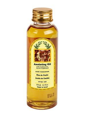 Anointing Oil PET - Frankincense, Myrrh and Spikenard 250 ml - The Peace Of God