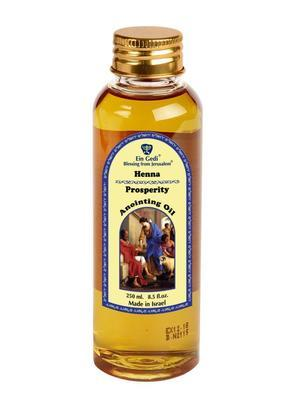 Anointing Oil PET - Henna 250 ml - The Peace Of God