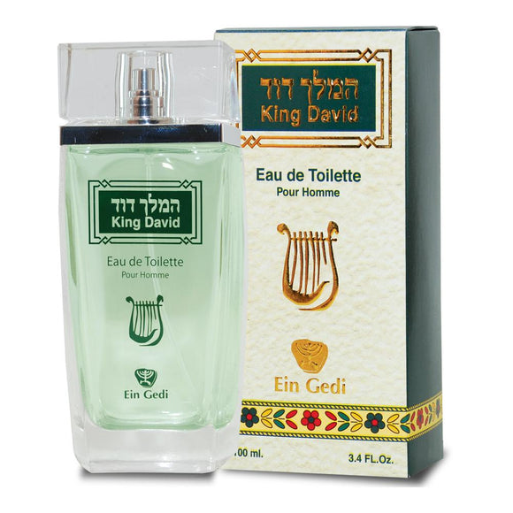 King David 100ml Perfume For Man - The Peace Of God