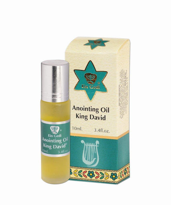 Roll-on Anointing Oil - King David 10 ml - The Peace Of God