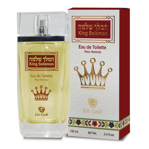 King Solomon 100ml Perfume For Man - The Peace Of God