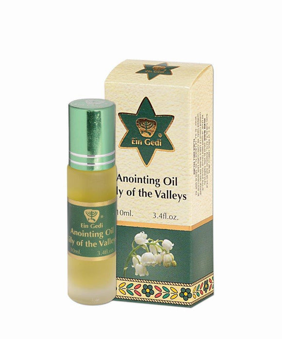 Roll-on Anointing Oil - Lily of the Valleys 10 ml - The Peace Of God