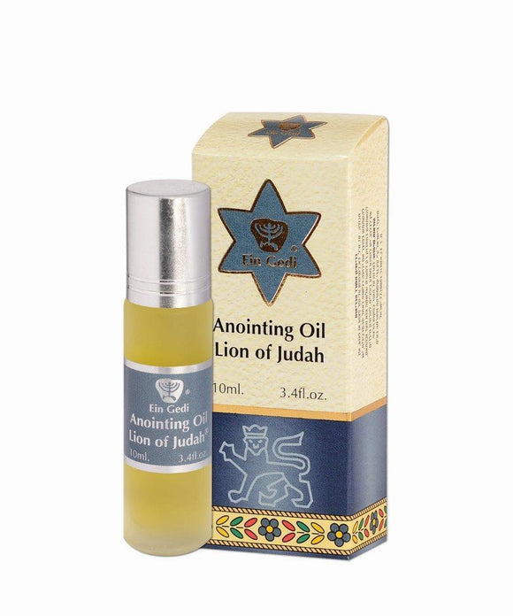 Roll-on Anointing Oil - Lion of Judah 10 ml - The Peace Of God
