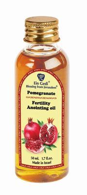 Anointing Oil PET - Pomegranate 50 ml - The Peace Of God