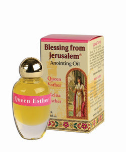 Blessing From Jerusalem Anointing Oil - Queen Esther 12 ml - The Peace Of God