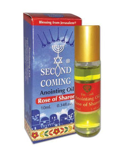 Roll-on Anointing Oil Rose of Sharon 10 ml - 0.34fl.oz - The Peace Of God