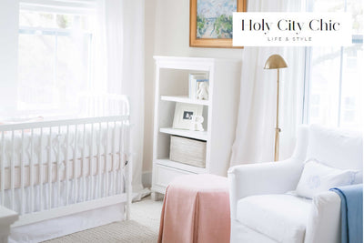 Rosie's Cozy and Serene Nursery image