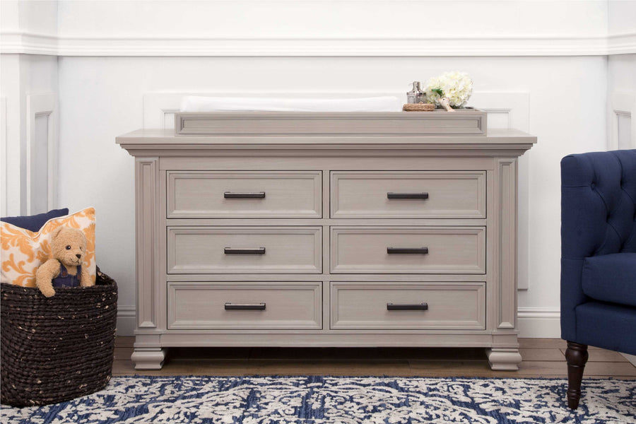 dressers, palermo 6-drawer chest