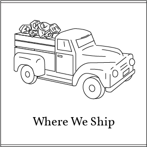where we ship button