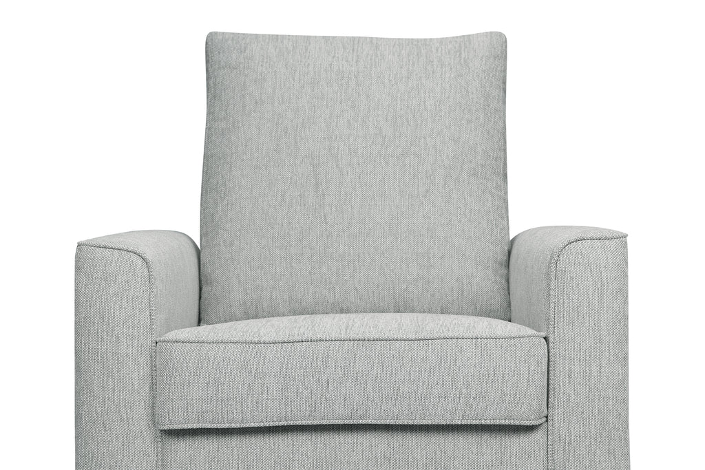 M17288FWLG,Alden Swivel Glider in Feathered Grey Weave