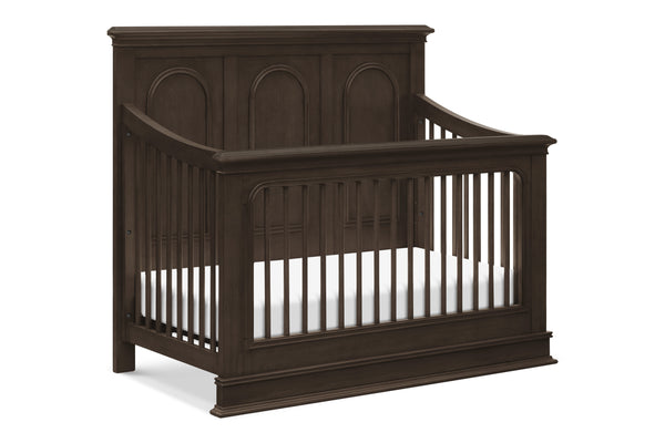 Million Dollar Baby Classic Rhodes 4-in-1 Convertible crib  Brownstone