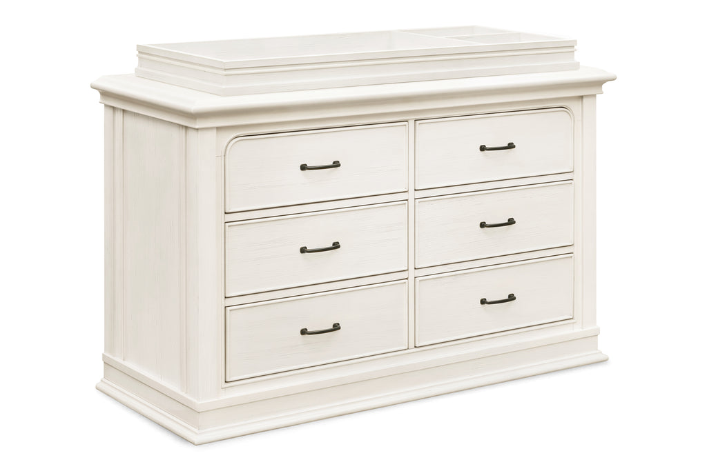M20416CN,Rhodes 6-Drawer Double Dresser in Cotton