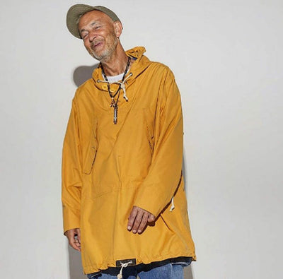 【Special Collaboration】Nigel Cabourn×Liam Gallagher/ナイジェル・ケーボン×リアム・ギャラガー
