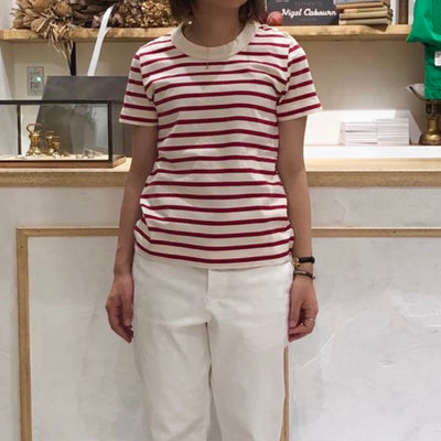 Nigel Cabourn WOMAN のTシャツ Pt2