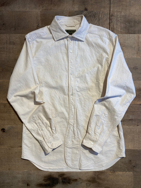 AW20 Nigel Cabourn BRITISH OFFICERS SHIRT