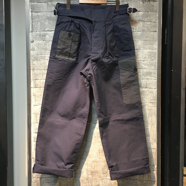 ARMY BUCKLE PANT RIPSTOP ②