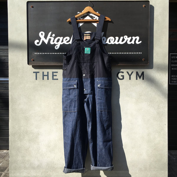 NAVAL DUNGAREE SPLIT