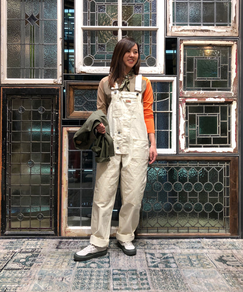 CARPENTER DUNGAREE