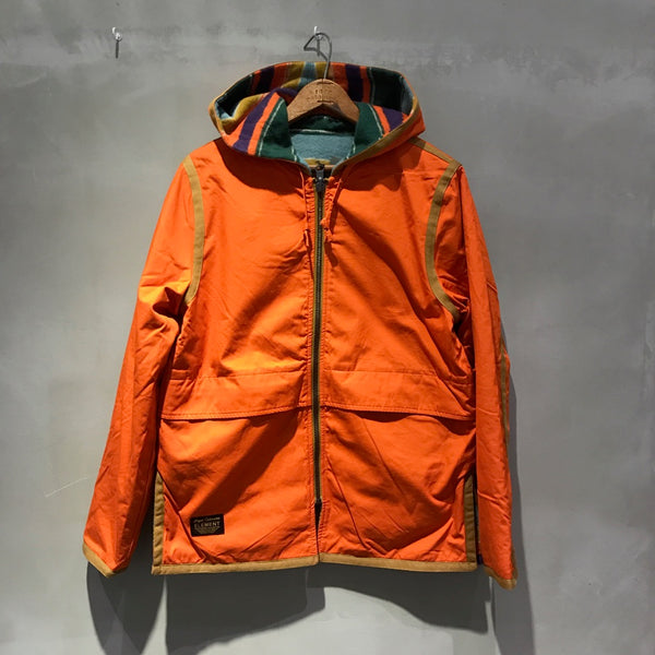 ELEMENT、FLEECE、PARKA