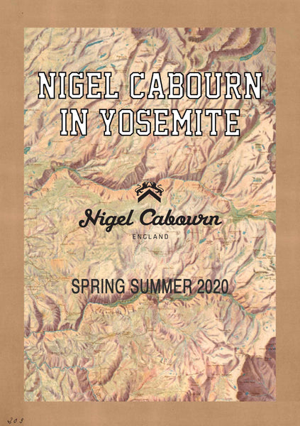 Nigel Cabourn in YOSEMITE