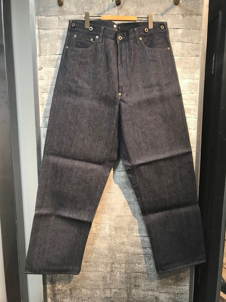 RAILMAN DENIM WIDE