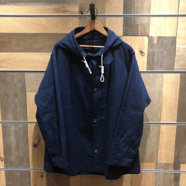 over deck hoody①