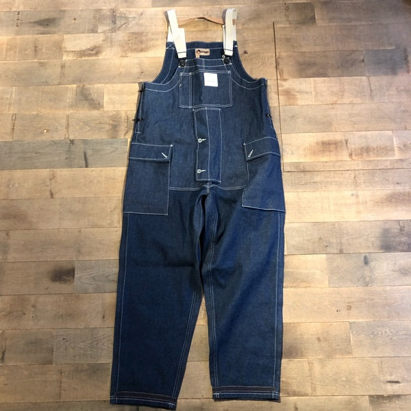 NAVAL DUNGAREE 10oz JAPANESE DENIM