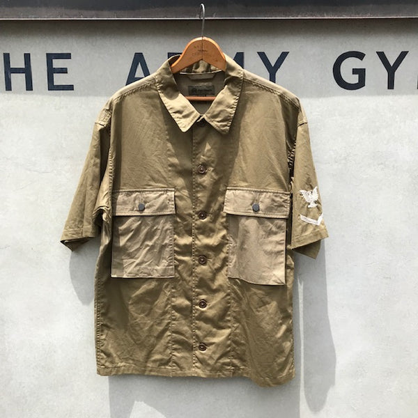 UTILITY SHIRT SHORT SLEEVE 2