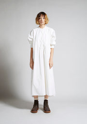 【SS20 WOMAN】ドレスシャツワンピース / DRESS SHIRT ONE PIECE - GARMENT DYED