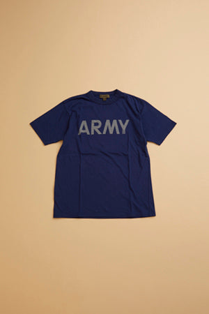 【SS19 MAN】 アーミーTシャツ/ARMY T-SHIRT - THRENE DYED YARN