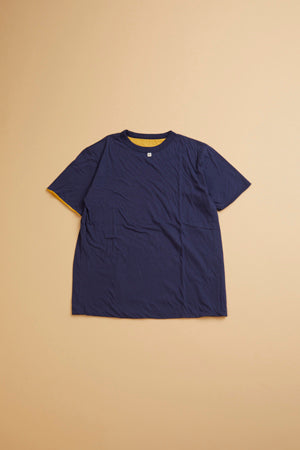 【SS19 MAN】デッキクルーTシャツ/DECK CREW REVERSIBLE T-SHIRT