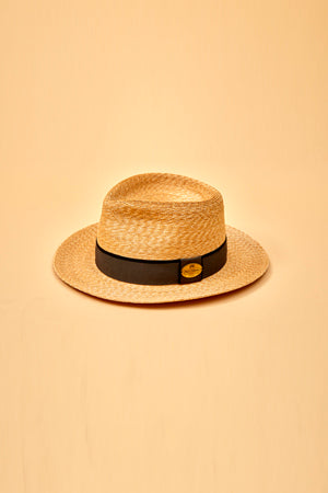 【SS19 MAN】 ブレイドハット/BRAID HAT - 60's DEAD STOCK