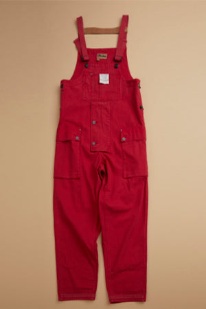 【SS19 UNISEX】 ネイバルダンガリー/NAVAL DUNGAREE - COTTON HERRINGBONE