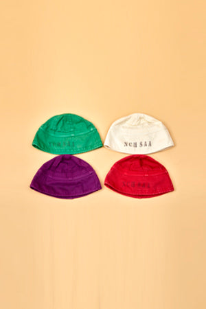 【SS19 UNISEX】 バケットハット/BUCKET HAT - COTTON DRILL
