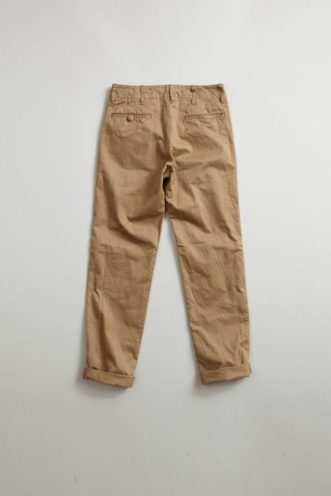 【SS20 MAN】 ナローチノ/NARROW CHINO - WEST POINT