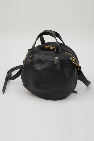 【AW20 WOMAN】ヘルメットバッグ / HELMET BAG - LEATHER