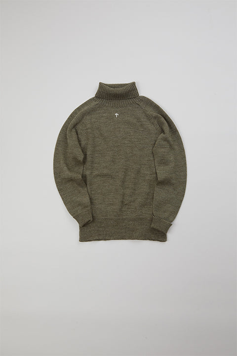 【AW20 MAN】シームレスロールネック / SEAMLESS ROLLNECK