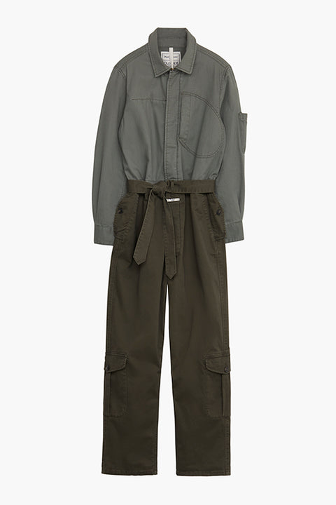 【AW20 WOMAN】Nigel Cabourn × CLOSED / C-91235-31A-PC