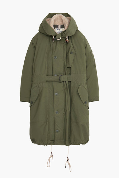 【AW20 WOMAN】Nigel Cabourn × CLOSED / C-97343-62N-27