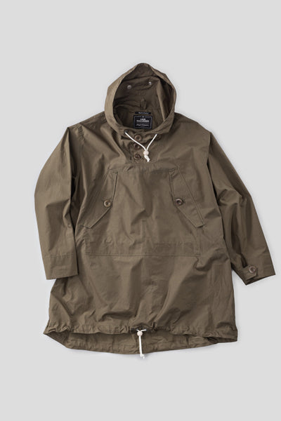 【AW19 MAN】Nigel Cabourn x Liam Gallagher - ロングスモック/ LONG SMOCK