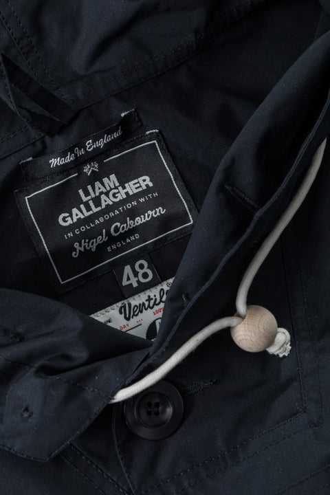 【AW19 MAN】Nigel Cabourn x Liam Gallagher - ロングスモック